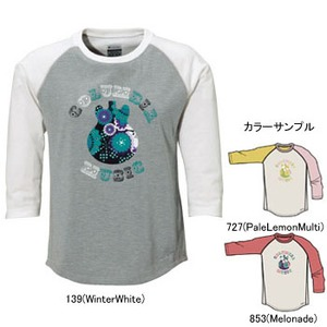 Columbia(コロンビア) ウィメンズ スティガー3/4Tシャツ XL 853(Melonade)