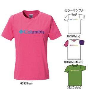 Columbia(コロンビア) ウィメンズ キャリーTシャツ L 322(Celtic)