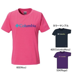 Columbia(コロンビア) ウィメンズ キャリーTシャツ XL 425(ColumbiaNavy)