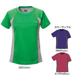 Columbia(コロンビア) ウィメンズ ファーウェルTシャツ XL 617(PinkKiss)