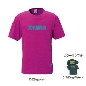 Columbia(コロンビア) デイリーグラインドTシャツ XS 317(DeepWater)