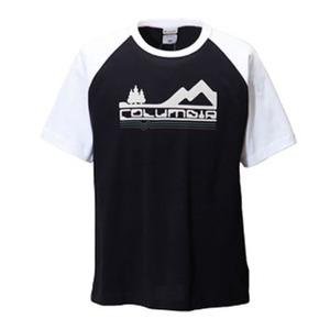 Columbia(コロンビア) マウントテクノTシャツ M 010(Black)