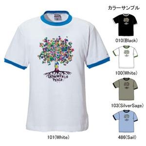 Columbia(コロンビア) ツリージーバンチTシャツ XL 100(White)