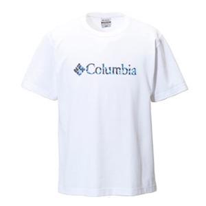 Columbia(コロンビア) スポティカモTシャツ S 100(White)