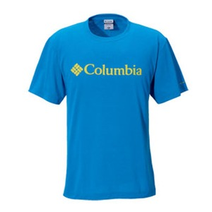 Columbia(コロンビア) トゥルージャングルTシャツ M 491(CompassBlue)