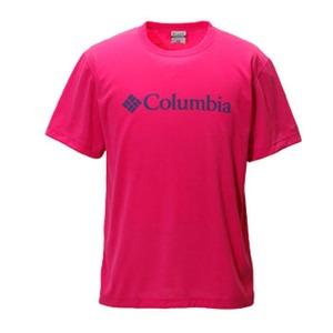 Columbia(コロンビア) トゥルージャングルTシャツ L 641(VeryPink)