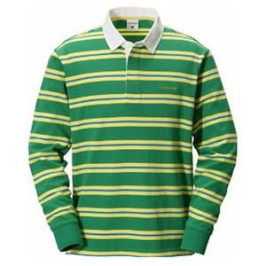 Columbia(コロンビア) ブラウンデールラグビーシャツ M 344(Kelly)