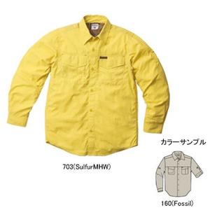 Columbia(コロンビア) シルバーリッジIIシャツ Kid's 7 160(Fossil)