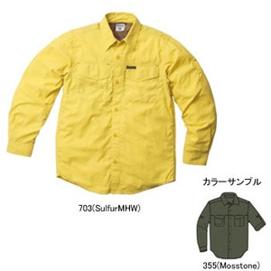 Columbia(コロンビア) シルバーリッジIIシャツ Kid's 6 355(Mosstone)