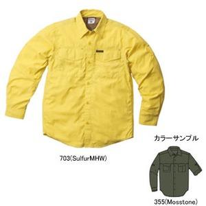 Columbia(コロンビア) シルバーリッジIIシャツ Kid's 7 355(Mosstone)