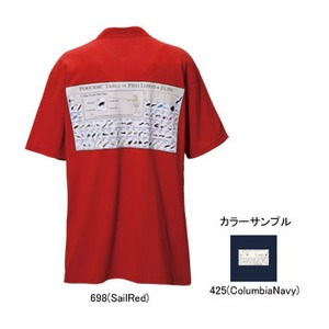 Columbia(コロンビア) ピリオディックチャートTシャツ L 425(ColumbiaNavy)