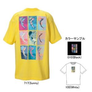 Columbia(コロンビア) フィフティーンミニッツオブゲームTシャツ L 100(White)