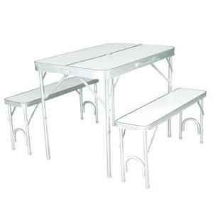 BUNDOK(バンドック) テーブル&ベンチセット