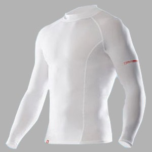 2XU(ツー・タイムズ・ユー) Compression L/S Top Men's XL White×White