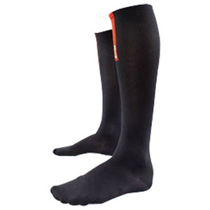 2XU(ツー・タイムズ・ユー) Compression Sock for Recovery L Black×Black