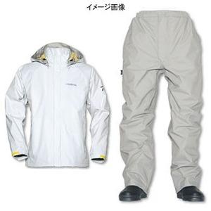 ダイワ(Daiwa) レインマックス 100レインスーツ DR-3700 L ライトグレー×クールグレー