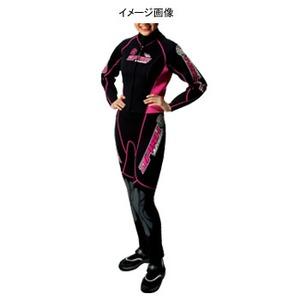 J-FISH アドバンスウェットスーツ Women's L BLACK×PINK