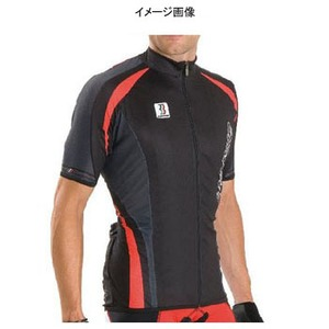 Biemme(ビエンメ) Wings Jersey Men's S Black×Red