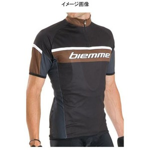 Biemme(ビエンメ) Vintage Jersey Men's L Black×Brown