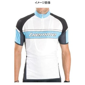 Biemme(ビエンメ) Vintage Jersey Men's L White×Blue