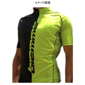 Biemme(ビエンメ) Breeze Jersey Men's XL Black×Green