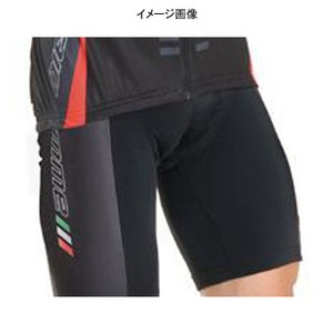 Biemme(ビエンメ) Flag Bibshorts Men's L Black×Grey