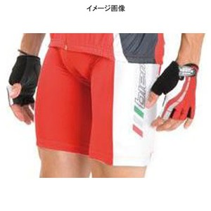 Biemme(ビエンメ) Flag Bibshorts Men's L Red×White