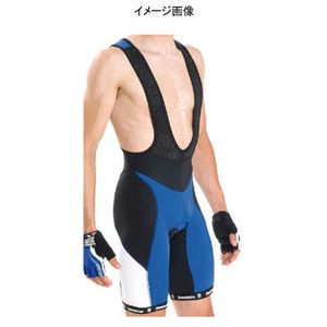 Biemme(ビエンメ) Specialine Bibshorts Men's S Black×Blue