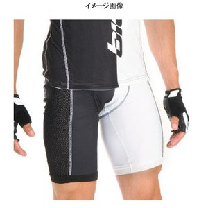 Biemme(ビエンメ) Breeze Bibshorts Men's S Black×White