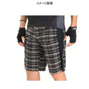 Biemme(ビエンメ) Freeride Shorts Men's S Black×Check