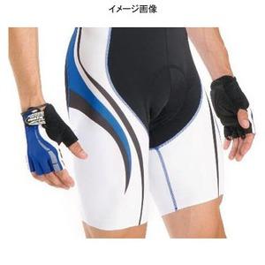 Biemme(ビエンメ) Carboion Shape Shorts Men's M White×Blue