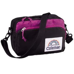 Coleman(コールマン) C-ショルダーポーチ 約2L BK(ブラック)