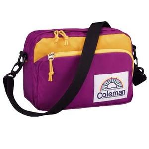 Coleman(コールマン) C-ショルダーポーチ 約2L PP(パープル)