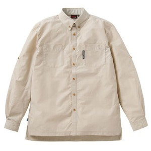FJALL RAVEN(フェールラーベン) バンブーロングシャツ L 10(ホワイト)