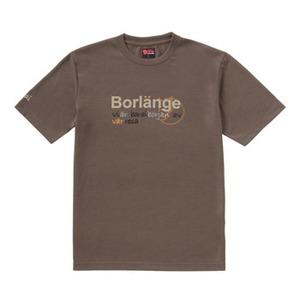 FJALL RAVEN(フェールラーベン) PPSU Tシャツ L 94(トープ)