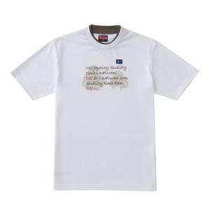 FJALL RAVEN(フェールラーベン) PPSU Tシャツ LL 10(ホワイト)