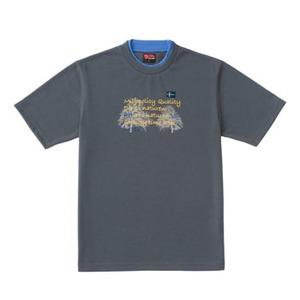FJALL RAVEN(フェールラーベン) PPSU Tシャツ LL 92(チャコール)