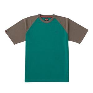 FJALL RAVEN(フェールラーベン) PPSU Tシャツ L 50(グリーン)