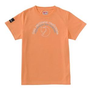 FJALL RAVEN(フェールラーベン) PPSU レディースTシャツ L 29(ピーチ)