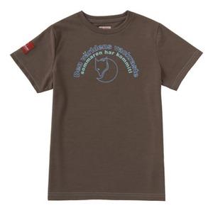 FJALL RAVEN(フェールラーベン) PPSU レディースTシャツ S 94(トープ)