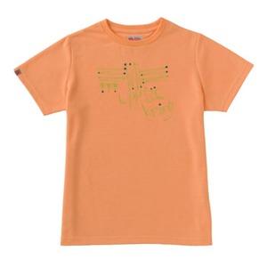 FJALL RAVEN(フェールラーベン) PPSU レディースTシャツ S 29(ピーチ)