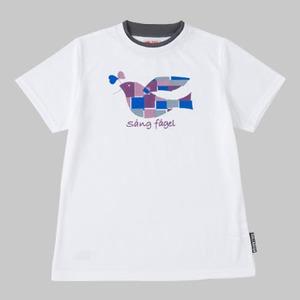 FJALL RAVEN(フェールラーベン) PPSU レディースTシャツ M 10(ホワイト)
