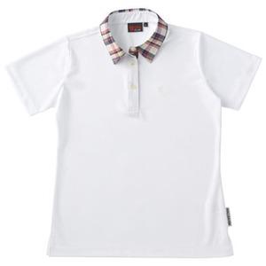 FJALL RAVEN(フェールラーベン) トランスアクアレディースハーフポロシャツ L 10(ホワイト)