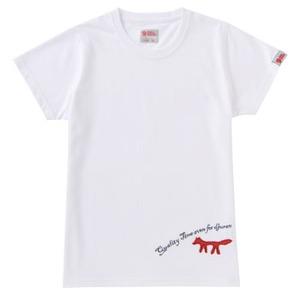 FJALL RAVEN(フェールラーベン) トランスアクアレディースTシャツ M 10(ホワイト)
