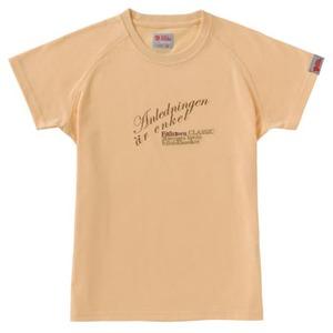 FJALL RAVEN(フェールラーベン) トランスアクアレディースTシャツ M 30(イエロー)