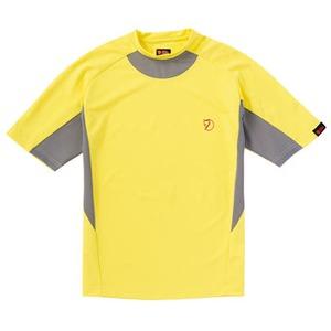 FJALL RAVEN(フェールラーベン) エアーフローピケTシャツ L 30(イエロー)