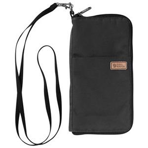 FJALL RAVEN(フェールラーベン) TRAVEL PASSPORT FOLDER 550(ブラック)