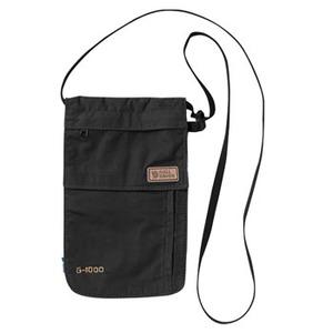 FJALL RAVEN(フェールラーベン) TRAVEL SECURITY BAG NECK 550(ブラック)
