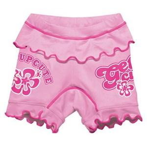 getup cute(ゲットアップ キュート) ラッシュパンツ/ショート丈 Kid's 140cm ピンク