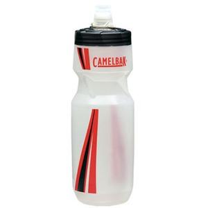 CAMELBAK(キャメルバック) ポディウムボトル 0.6L 0.6L CL×RD(クリア×レッド)